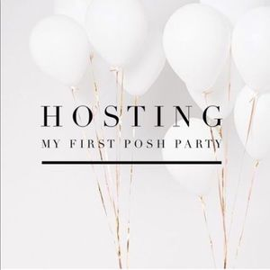 Hosting My First Party